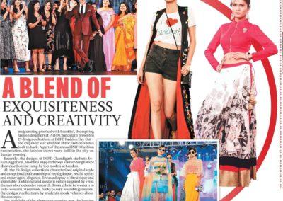 INIFD Students present 29 Design news