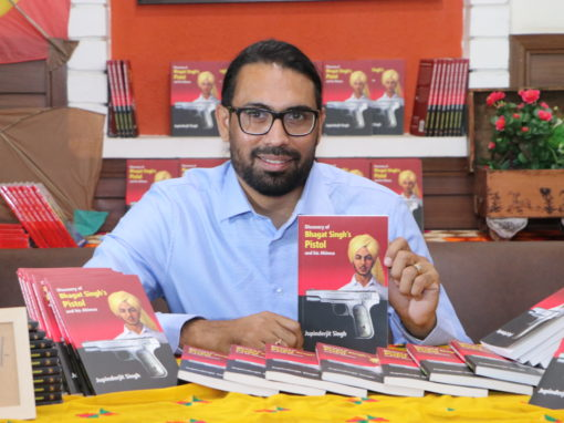 Chandigarh Based Journalist Chronicles Shaheed Bhagat Singh's Idea of Revolution