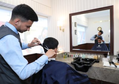 ROYAL BARBER SHOP