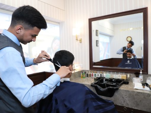 Chandigarh Gets Its First Royal Barber Shop