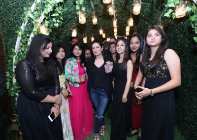 Twinkle Khanna group