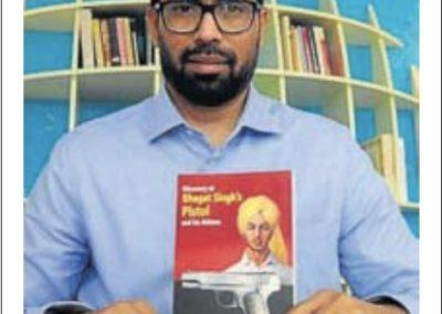 Jupinderjit Singh Shaheed Bhagat Singh's Idea of Revolution News